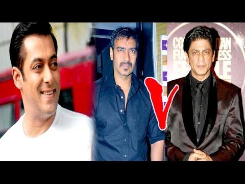 Shah Rukh is Not Friend Salman Is My Friend: Ajay Devgan | Latest...