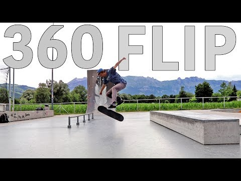 How To Perfect Tre Flips