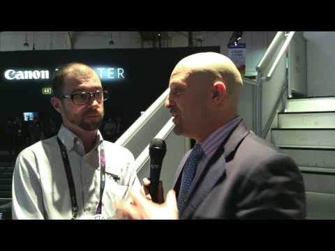 Adorama First Look NAB 2014 Canon