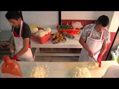 Pati Jinich - Gazpachos in Morelia, Mexico