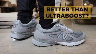 574 Sport, Keeping Adidas On their Toes, New Balance Fresh Foam 574s Bred Edition