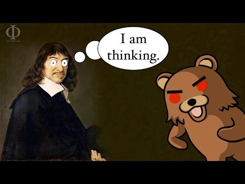 Total Philosophy: Why René Descartes said 'I think, therefore I am'