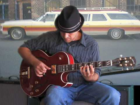 Online Guitar Lessons - Stevie Ray Vaughan Inspired Blues Guitar Lick