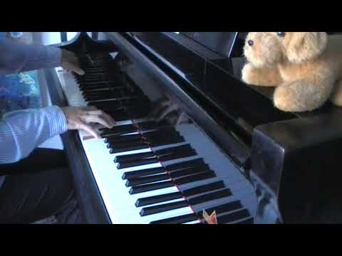ELEFANT for PIANO SOLO (Carnaval of the animals)
