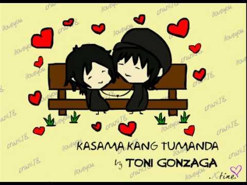 Toni Gonzaga - Kasama Kang Tumanda