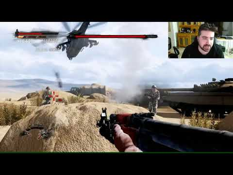 [PART 1] Angry Joe - Rambo is SUCH BULLCRAP! I HATE ITS GUTS