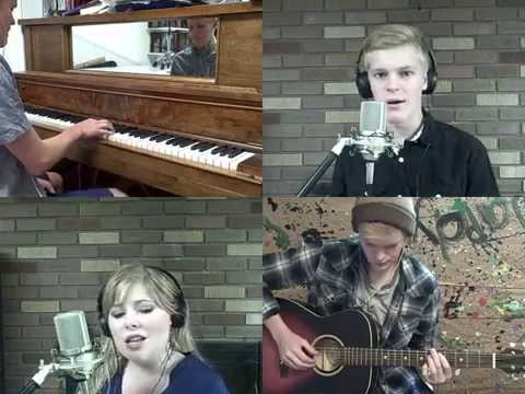 Keith Lambson - Fragile (Tech N9ne Cover) Ft. Eponine Lambson, Tajen Freeman, and Chase Freeman