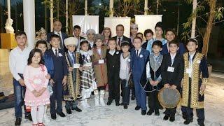 8-ci Beynəlxalq Uşaq Muğam Festivalı