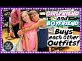 Lagu BOYFRIEND & GIRLFRIEND BUY EACH OTHER BACK TO SCHOOL OUTFITS!