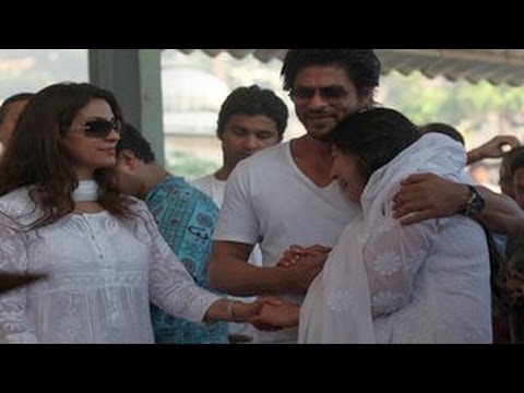 Juhi Chawla's brother Bobby Chawla's FUNERAL