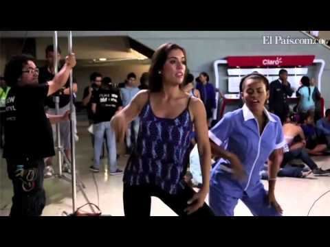 Carolina Ramírez, protagonista de Ciudad Delirio, tiene la clave para sentir la salsa