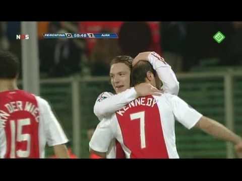 Bakircioglu Fiorentina - Ajax (0-1)