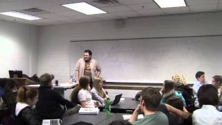 Brandon Sanderson Lecture 8: Training, Time Bomb, & Travelogue Plots (4/6)