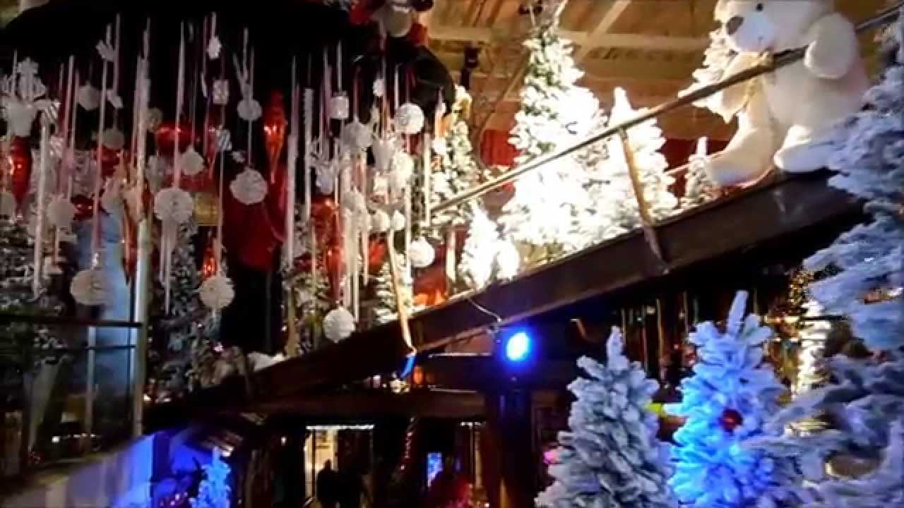 Kerstshow intratuin duiven 2013 youtube for Intra tuin duiven