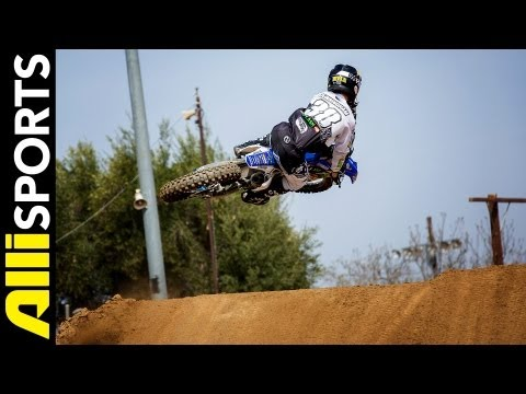 How To Scrub Speed, Kyle Cunningham, Alli Sports Moto Step By Step