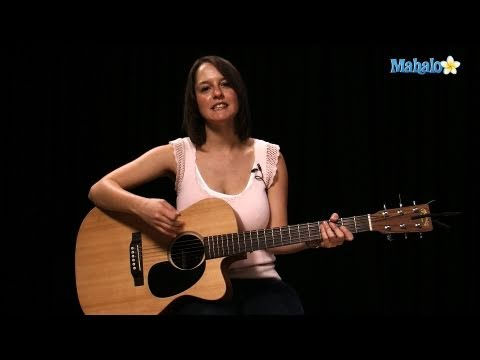How To Play Breakaway By Kelly Clarkson On Guitar