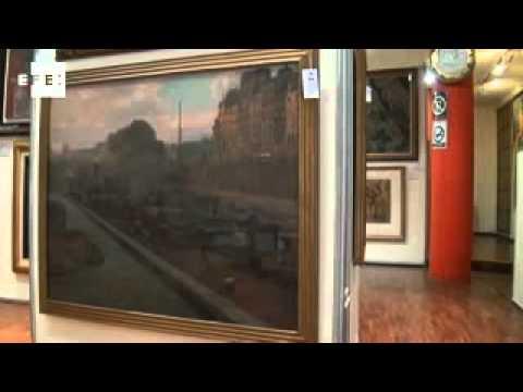 La subasta de mayo de arte latinoamericano de la casa Morton reúne más de 200 obras