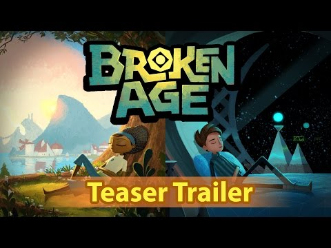Broken Age Teaser Trailer