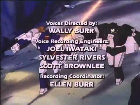 Transformers G1 season 4 Intro and Outro 1987