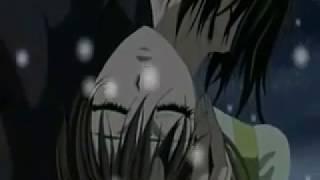 Beso de Kaname y Yuuki