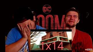 """DC Doom Patrol 1x14 """"Penultimate Patrol"""" REACTION"""