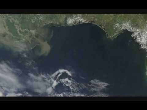 Nasa - Satellite View of Oil Spill - June 6, 2010