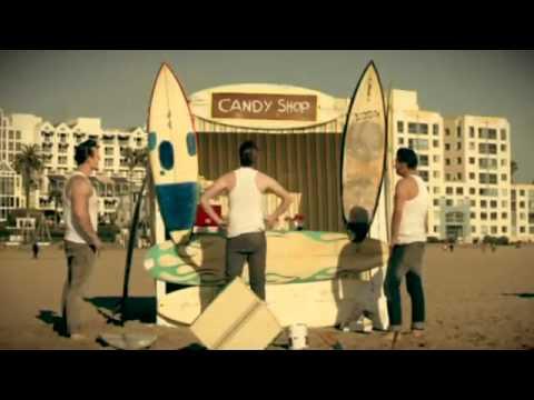 The Baseballs - Candy Shop.mp4