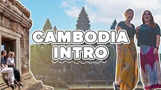Uncover Incredible Cambodia | Cambodia Intro | Intro Travel