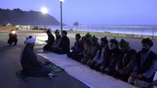Fajr Prayer with Shaykh Lokman Efendi Pasifica , California