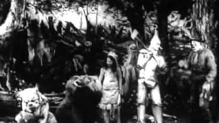 This is the original Wizard of Oz Silent Movie from 1910