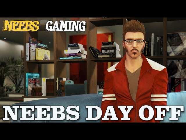 Neebs Day Off - GTA 5 Cinematic series (GTA 5 Gameplay)