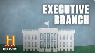 What Is the Executive Branch of the U.S. Government?   History
