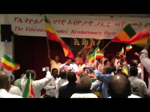 Ethiopians Celebrating The 44th Anniversary Of EPRP (Washington, DC)
