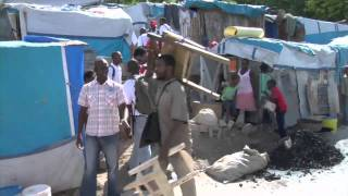 Red Cross Prepares In Haiti For Hurricane Tomas