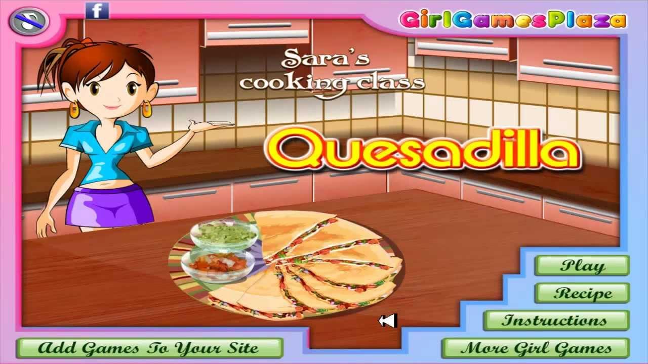 Cocinando con sara mil juegos de chicas tattoo design bild - Juegos de cocina con sara paella ...