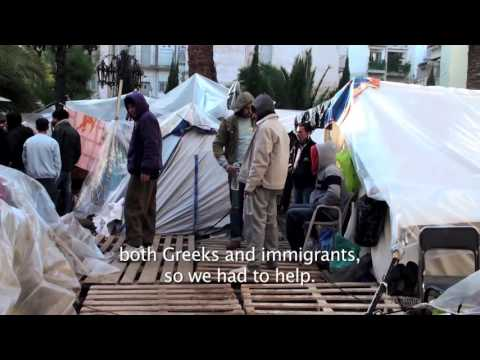 KIA - a documentary about health care and solidarity (Greece)