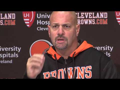 Mike Pettine on winning the home opener and handling success