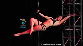 Florida Pole Fitness Championship 2014 - Lorna Moone Amateur Division