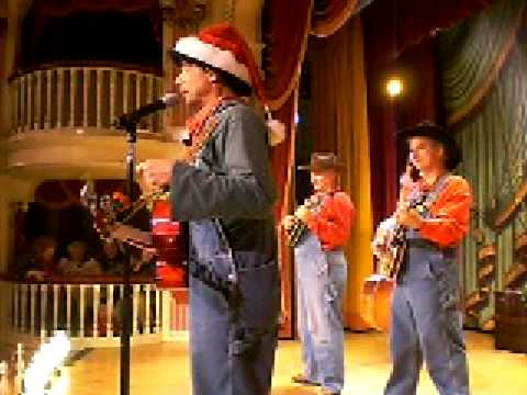 Billy Hill and the Hillbillies Christmas Spectacular Part II