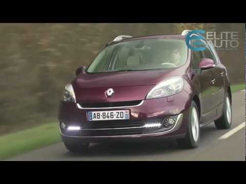 Essai Renault Grand Scenic dCi 110ch Eco2 2012