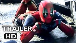 DEADPOOL 2 Mocks Marvel Trailer (NEW 2018) Ryan Reynolds Superhero Movie HD 1
