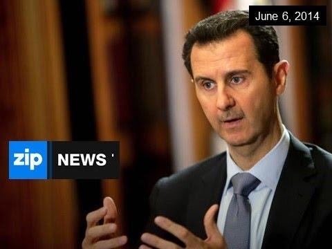 Al-Assad Wins Syrian Election - June 6, 2014