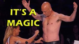 Howie Mandel loves Magic