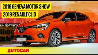 2019 Renault Clio - First Look Preview | Geneva Motor Show 2019 | Autocar India