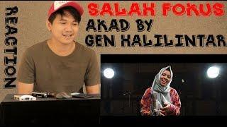 download lagu Akad - Payung Teduh Gen Halilintar Cover Reaction gratis