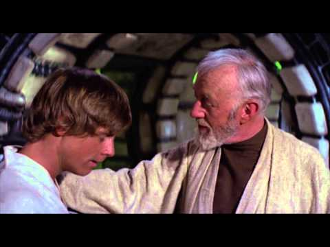 Star Wars - The Story of Luke Skywalker [HD]