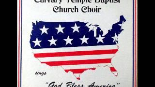 May I Present Jesus To You - Calvary Baptist Church Choir Thomasville NC