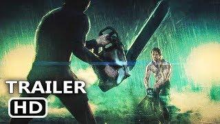 MANDY Trailer (2018) Nicolas Cage, Action Movie
