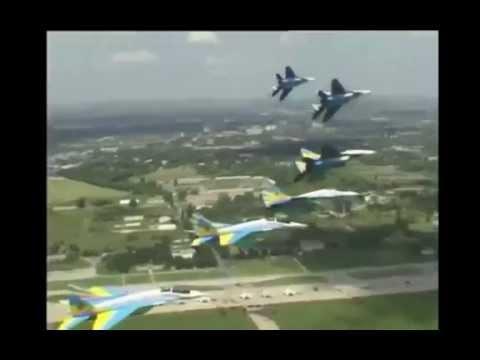 Авиация Украины. Небесный взвод Соколы