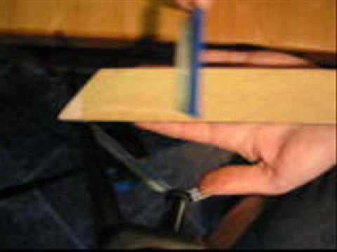 Unicot - a method for razor sharpening on a Coticule